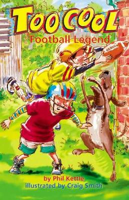 Football Legend by Phil Kettle