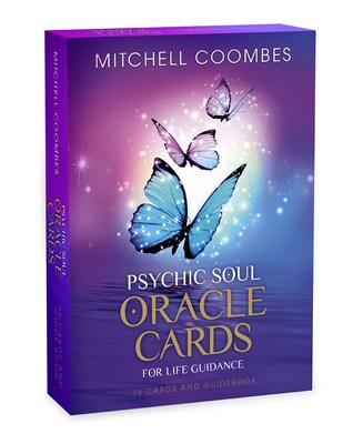 Psychic Soul Oracle Cards: For life guidance by Mitchell Coombes