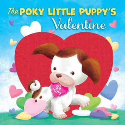 The Poky Little Puppy's Valentine book