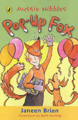 Aussie Nibbles: Pop-up Fox by Janeen Brian