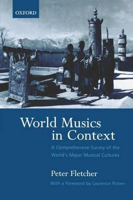 World Musics in Context book