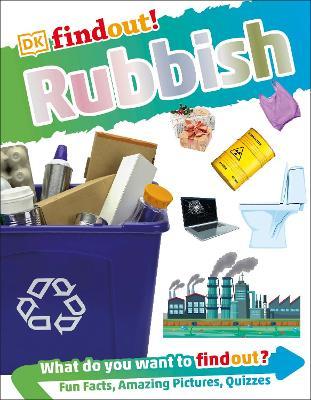 DKfindout! Rubbish book