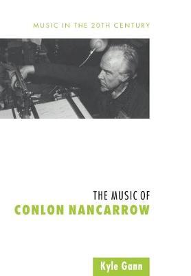 Music of Conlon Nancarrow book