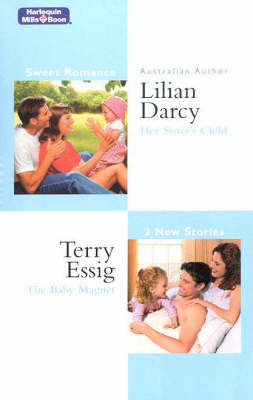 Her Sister's Child/The Baby Magnet by Carla Cassidy