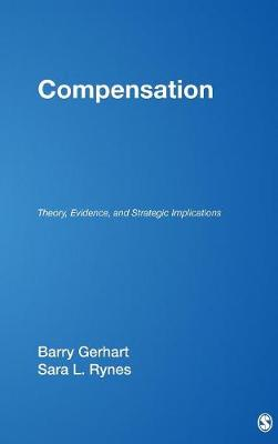 Compensation by Barry A. Gerhart