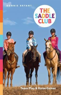 Saddle Club Bindup 8 by Bonnie Bryant