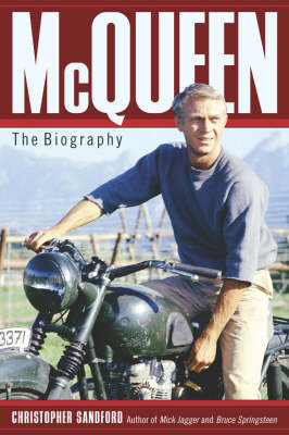 McQueen by Christopher Sandford