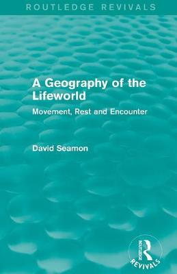 Geography of the Lifeworld book