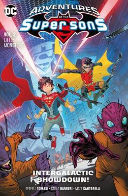 Adventures of the Super Sons Volume 2 by Peter J. Tomasi