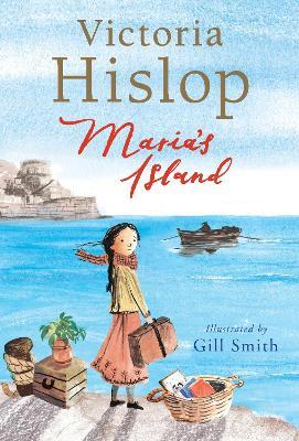 Maria's Island book