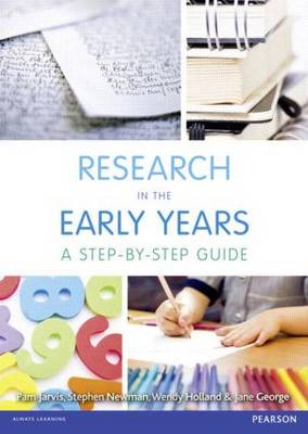 Research in the Early Years by Pam Jarvis