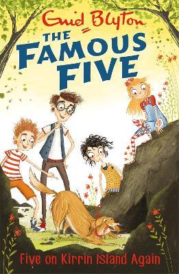 Famous Five: Five On Kirrin Island Again by Enid Blyton