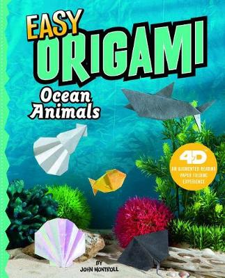 Easy Origami Ocean Animals by John Montroll