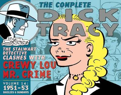 Complete Chester Gould's Dick Tracy Volume 14 book