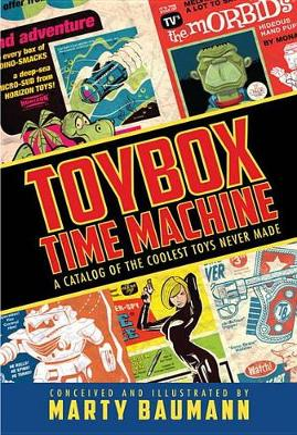Toybox Time Machine book