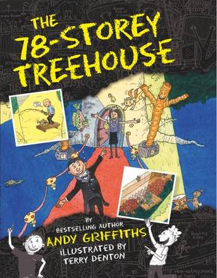 78-Storey Treehouse by Andy Griffiths