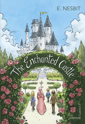 The Enchanted Castle by E. Nesbit