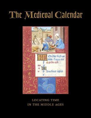 Medieval Calendar book