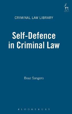 Self-defence in Criminal Law book
