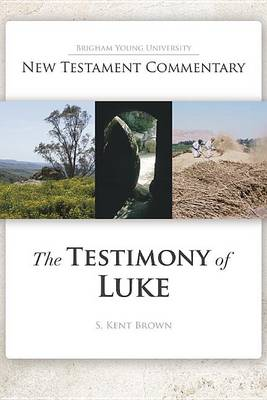 Testimony of Luke by S Kent Brown