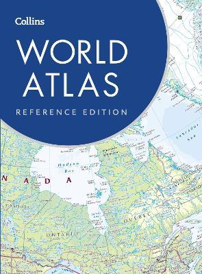Collins World Atlas book