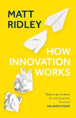 How Innovation Works book