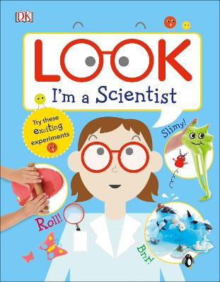 Look I'm a Scientist by DK