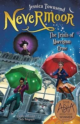 Nevermoor: The Trials of Morrigan Crow book