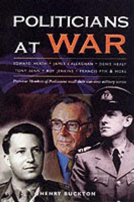 Politicians at War book