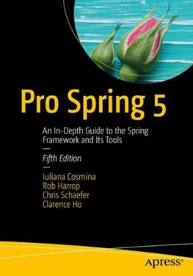 Pro Spring 5 book
