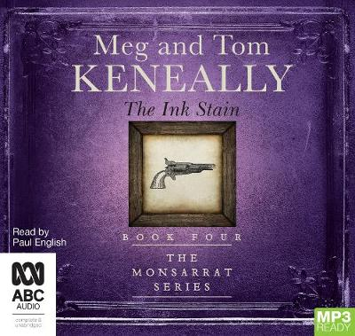 The Ink Stain by Tom Keneally