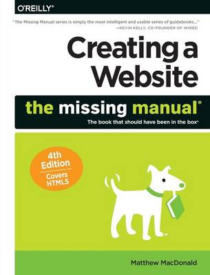 Creating a Website: The Missing Manual 4e book