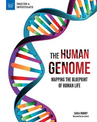 The Human Genome: Mapping the Blueprint of Human Life by Carla Mooney