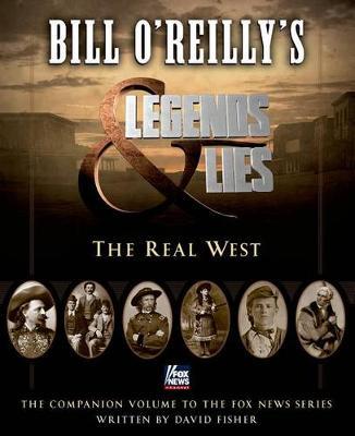 Legends and Lies book