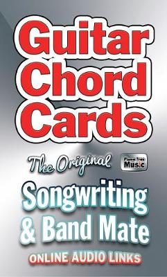 Guitar Chords Card Pack by Flame Tree Studio