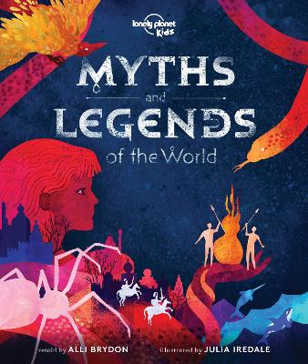 Myths and Legends of the World book