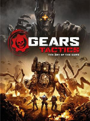 Gears Tactics - The Art of the Game book
