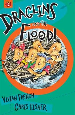 Draglins and the Flood by Vivian French