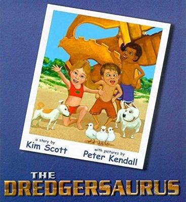 The Dredgersaurus by Scott Kim & Kendall Peter