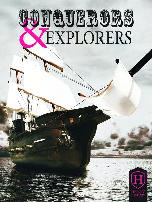 Conquerors and Explorers by Jim Pipe