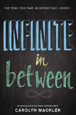 Infinite in Between by Carolyn Mackler