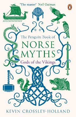 The Penguin Book of Norse Myths by Kevin Crossley-Holland