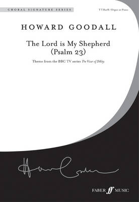 Lord is My Shepherd. book