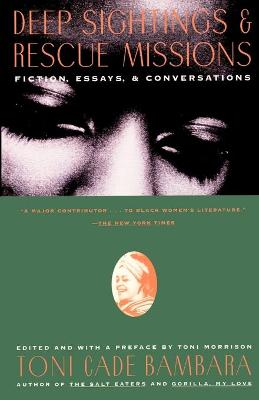 Deep Sightings and Rescue Missions by Toni Cade Bambara