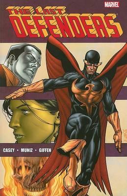 Last Defenders book