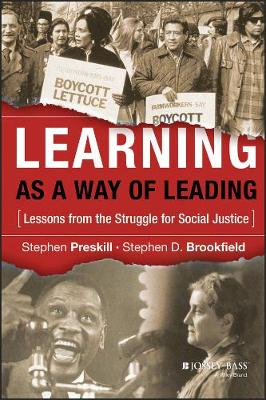 Learning as a Way of Leading book