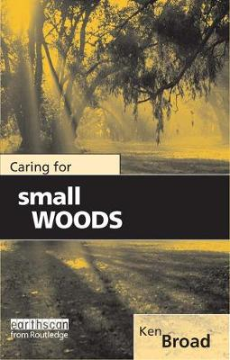 Caring for Small Woods book
