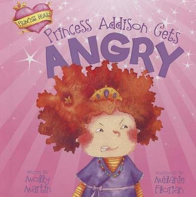 Princess Addison Gets Angry book