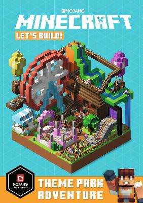 Minecraft Let's Build! Theme Park Adventure by Mojang AB