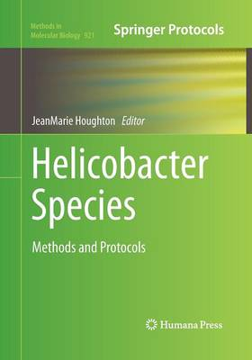 Helicobacter Species by Jeanmarie Houghton